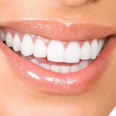 bigstock Healthy woman teeth and smile